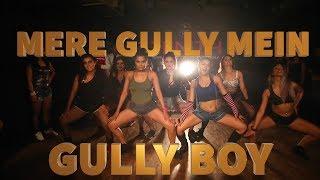 Mere Gully Mein Dance Cover Choreography | GULLY BOY | Zenith Dance Troupe Delhi ,Mumbai ,Hyderabad