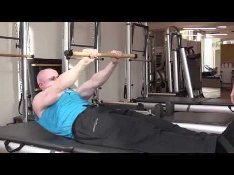 Pilates für Männer Fitnesspark Allmend Luzern
