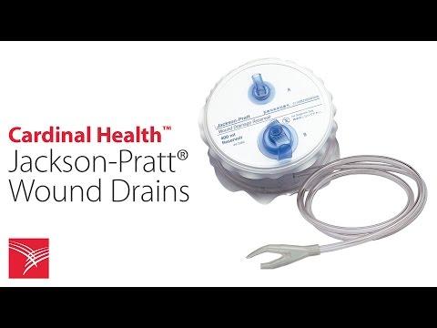 Jackson-Pratt® Wound Drains - Cardinal Health