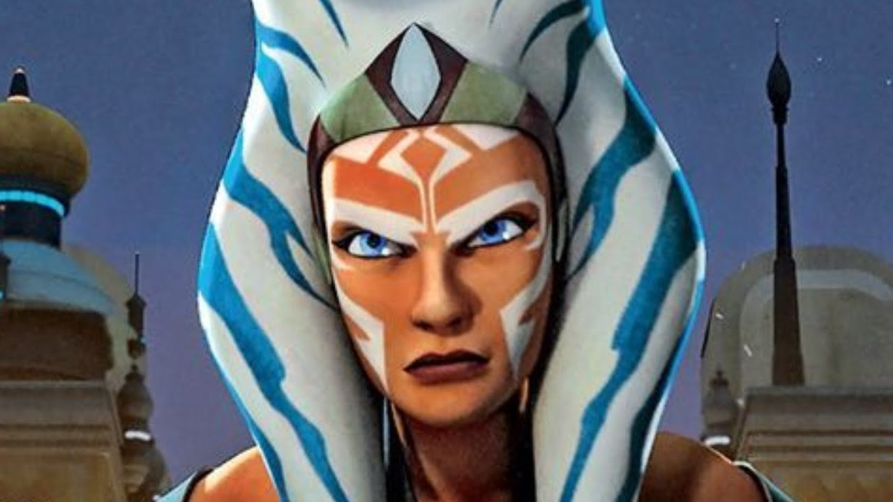 Who is Ahsoka Tano? The former Jedi from Star Wars: Clone Wars ...