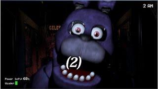 Five Night at Freddy s GARRY S MOD 2 Прохождение страшных карт в Garry s mod