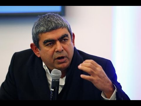 Infosys CEO Vishal Sikka Disappointed With Quarter 1 Earnings