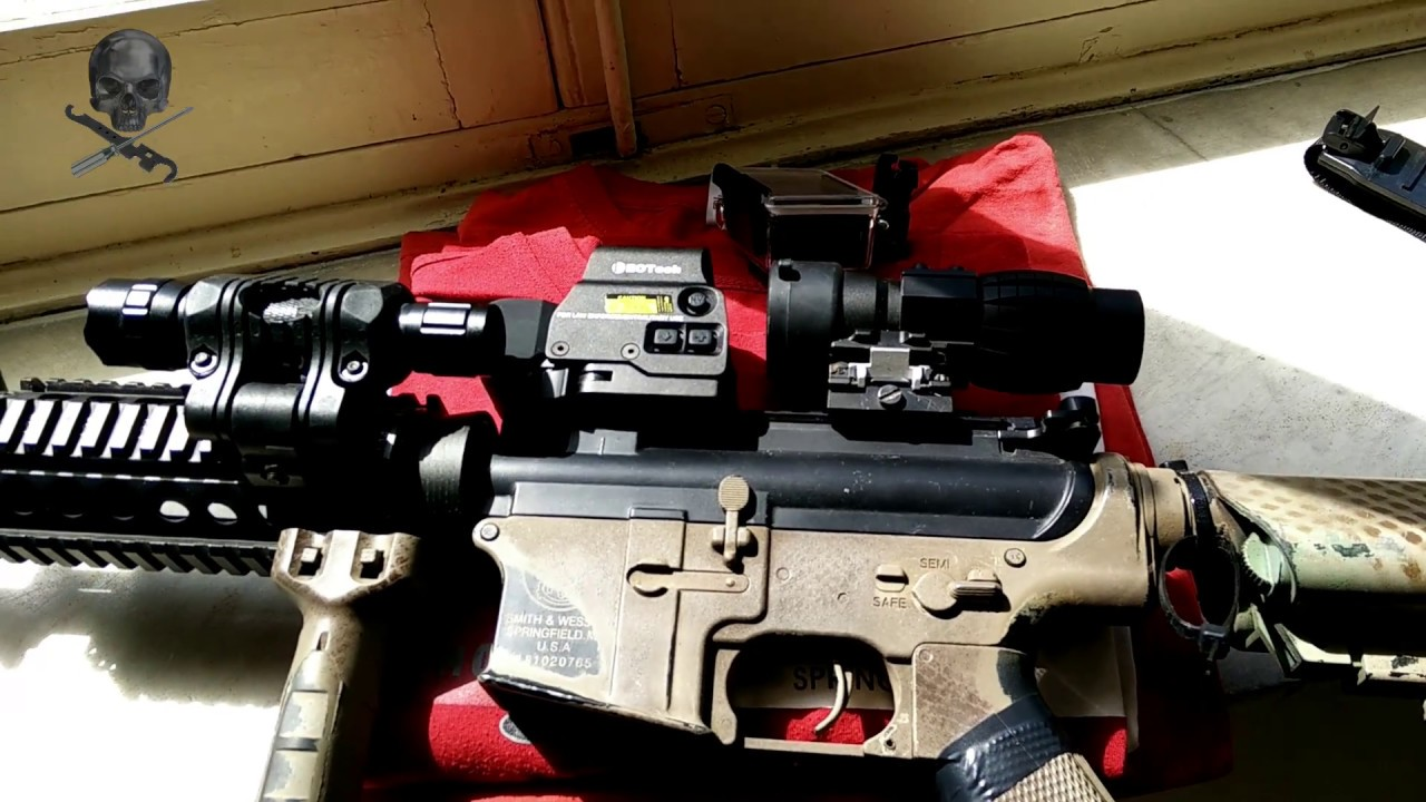 Recensione Eotech Xp3 558 Clone Cinese By V1p3rs Lab