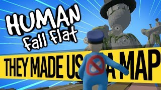 They Made Us A Map!   Human Fall Flat