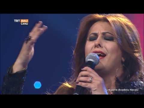 Esmesun Ayriluk - Nilgün Kızılcı - Türkülerle Anadolu Havası - TRT Avaz