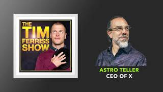 Astro Teller Interview | The Tim Ferriss Show (Podcast)