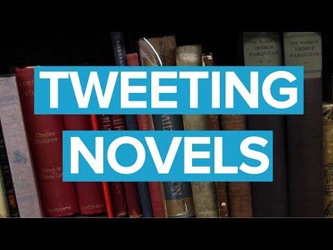 Tweeting Novels: Strand Bookstore Gets Social // Social Small Biz