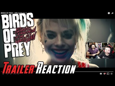 Birds of Prey - Angry Trailer Reaction!