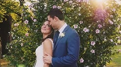 Hunt Phelan Wedding   8th grade sweethearts get married!   Memphis Wedding Videographer