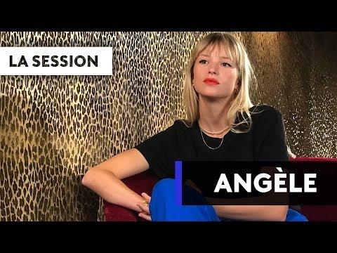 ANGELE - Basique, les sessions