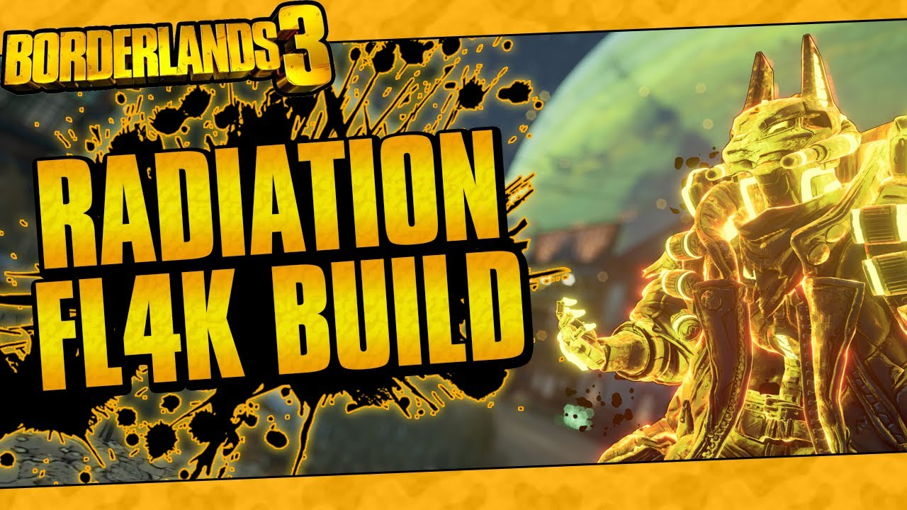 Borderlands 3 | Radiation FL4K Build (Best Rad Build, Contaminate All Content, Level 65 Mayhem 10!) thumbnail