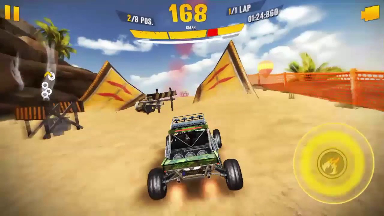 Ancient relics buggy madness asphalt xtreme car racing games kids games