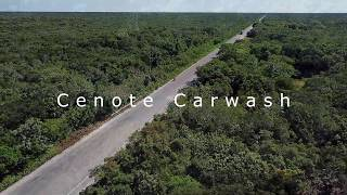 Mexico Cenote Carwash