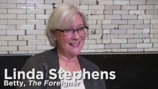 """Linda Stephens on Playwright Larry Shue   """"The Foreigner"""""""