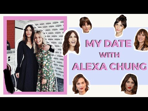 ALEXA CHUNG INTERVIEW WITH STYLE, HAIR AND LIFE ADVICE (NL & ENG) • YARA MICHELS