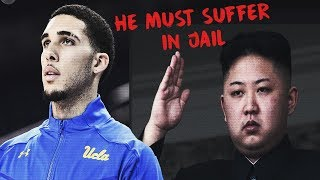 LIANGELO BALL WILL SPEND 10 YEARS IN JAIL FOR STEALING FROM 4 STORES IN CHINA OMG 😱😱😱😱
