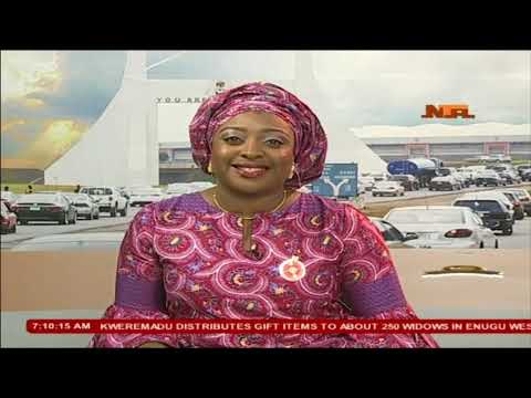 NTA Network Good Morning Nigeria 9/12/2017