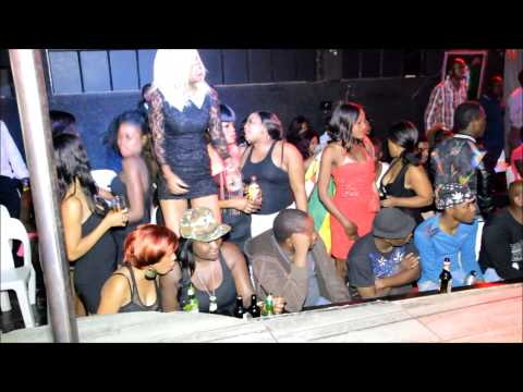Chyllur performing @ the Private Lounge Harare