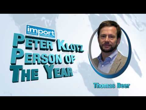 2017 Import Vehicle Community  - Person of the Year  - Thomas Beer