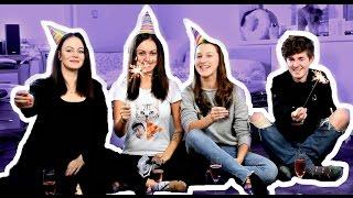 OPILÝ MAJO NÁM ZNIČIL DŮM! | Přiznání youtuberů | w/Carrie, Majo, Ivet