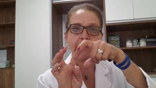 Exercício o após veias mãos nas inchadas