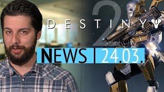 Destiny 2 Release-Termin geleakt - Outlast 2 erscheint ungekürzt in Deutschland - News