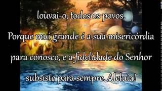 Sabor de Mel   Em Forro (Playback e Legendado)