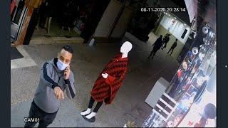 القنيطرة.. كاميرات المراقبة ترصد سرقة في وضح النهار بقيسارية النافورة