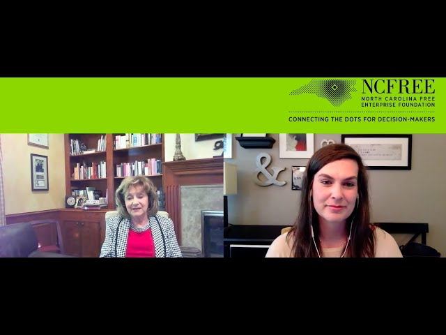 NCFREE Candidate Interview - Joyce Krawiec, SD-31