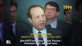 История сложных отношений НАТО и СССР