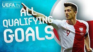 All POLAND GOALS on their way to EURO 2020!