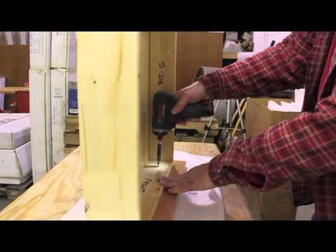 International Kitchen Supply - Assemble a Drawer - YouTube