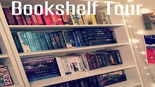My Rainbow TBR BookShelf Tour! Thumbnail