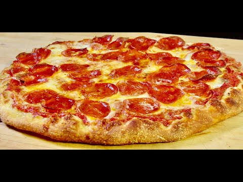 Pepperoni Pizza – Bruno Albouze – THE REAL DEAL