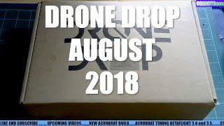 DRONEDROP BOX AUGUST 2018