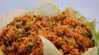 Kısır Nasıl Yapılır | Kısır Tarifi | Bulgur Salat