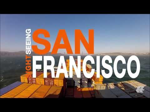 [Timelapse] Sightseeing in the San Francisco Bay | Hapag-Lloyd