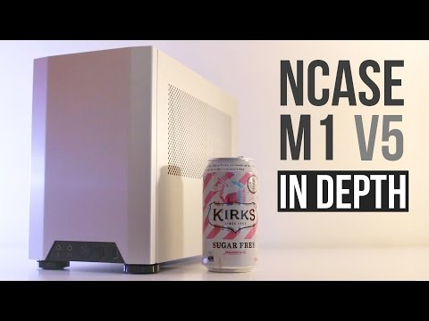 NCASE M1 v5 ITX Case - Review and Component Selection