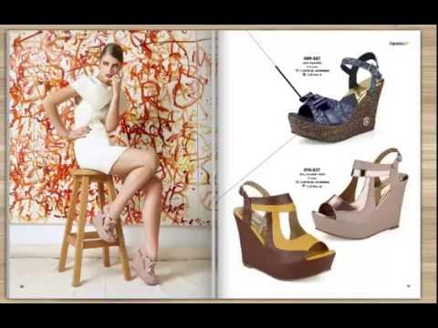 2eee39b3 catalogo Mundo terra zapatos damas OI 2016 by Catalogos | Moda y Tendencias