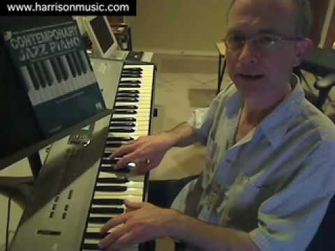 Contemporary Jazz Piano Lesson by Mark Harrison.mp4