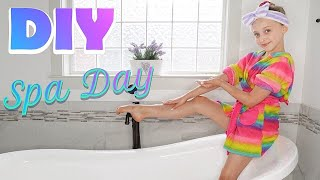 DIY Spa Day with Lilly K: Boredom Busters! #LillyK #DIYSpa #SpaDay