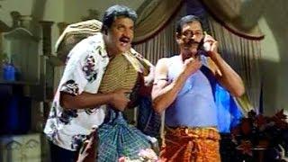 Kushi Kushiga Hilarious Comedy Scene - Sunil, M S Narayana