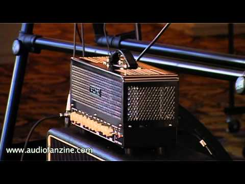 Vox Night Train 50 Video Demo [NAMM 2011]