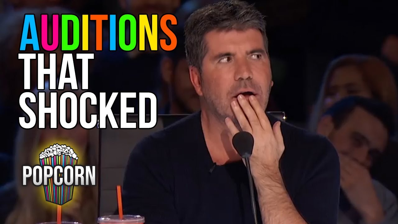 Download 5 AUDITIONS SHOCKED JUDGES On AMERICA'S GOT TALENT