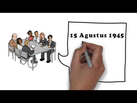 Proklamasi dan Proses Terbentuknya NKRI