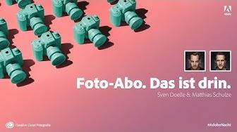 Foto-Software im Vergleich: Adobe Foto-Abo |Adobe DE