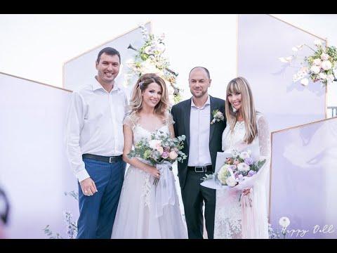 Нежная свадьба Ксения и Юрий