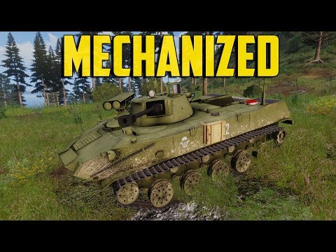 ARMA 3 Exile - Mechanized