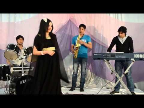 Pashto New Singer song  Dunya Ghazal - تانه شم قربان ياره 2013