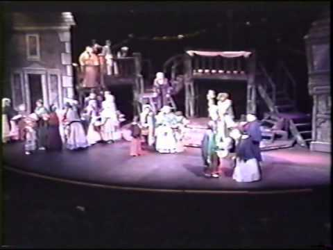 A Christmas Carol - 1995 Western Oregon State College Stage Production